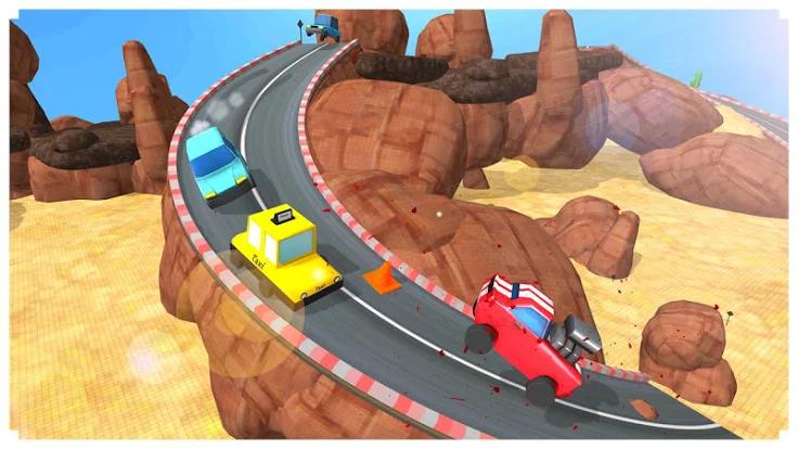 hill race 3D