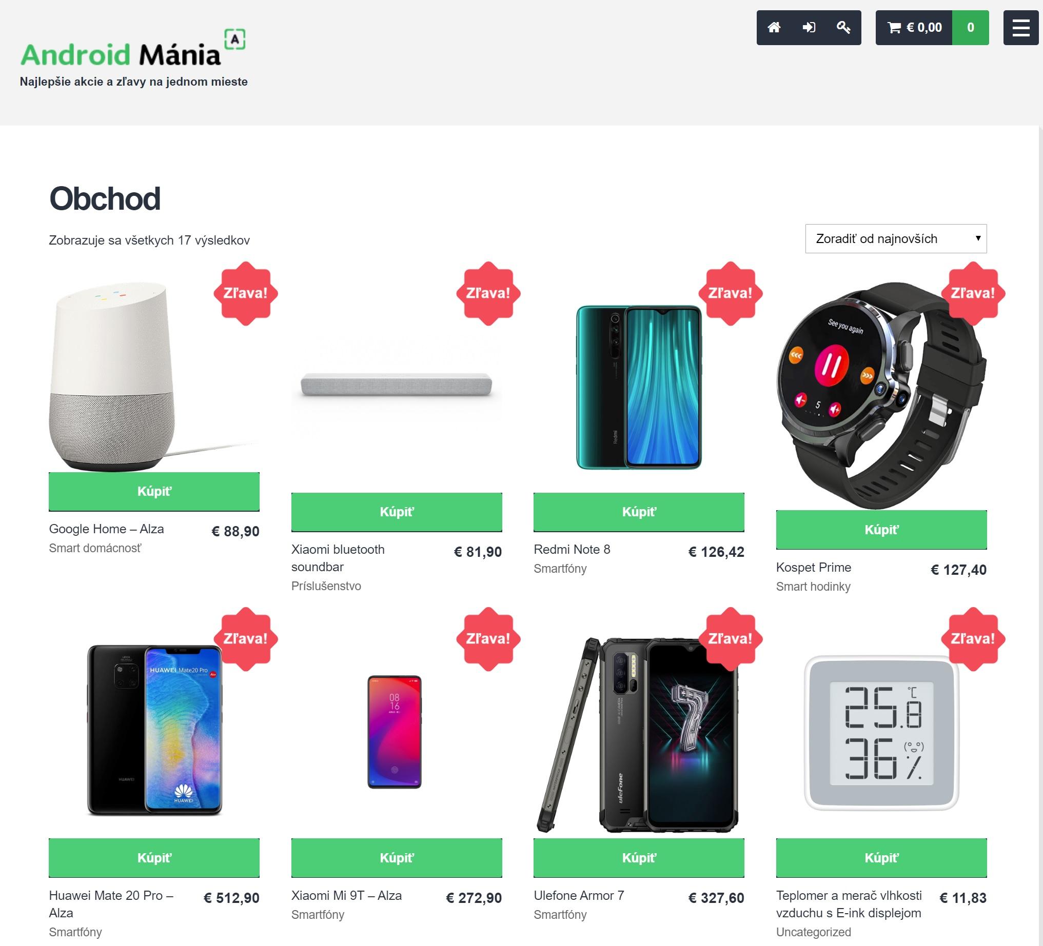 Slováci a nástrahy nákupov na internete