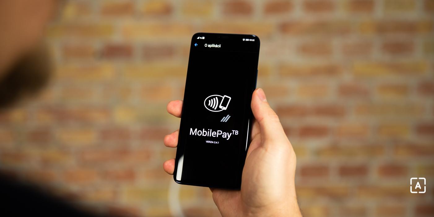 MobilePay titulka