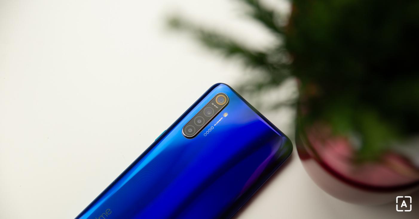 Realme X2 recenzia fotoaparat