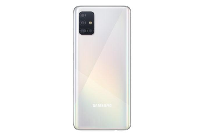 Samsung Galaxy A51 biely