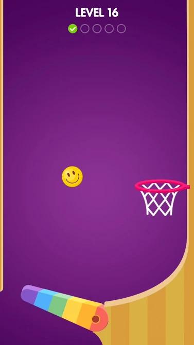 flipper dunk