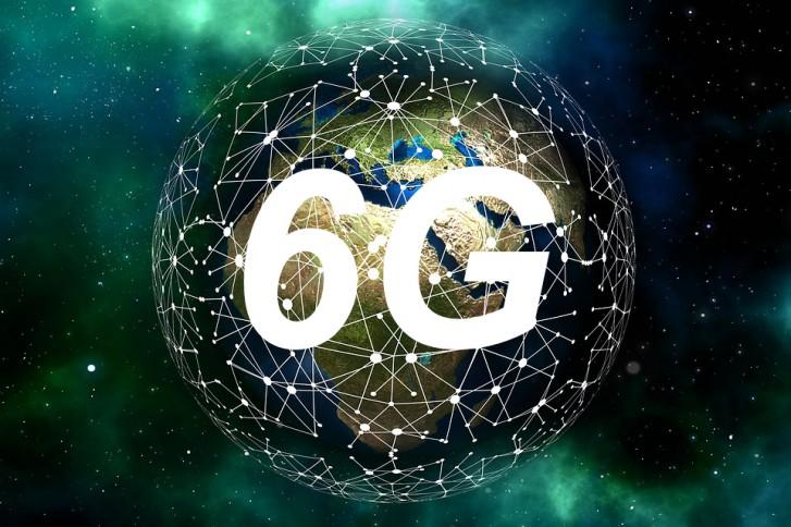6G pripojenie