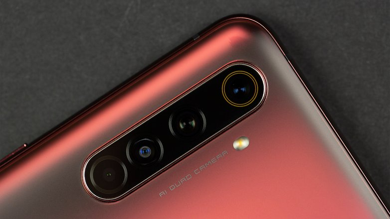 Realme X50 Pro 5G fotoaparát