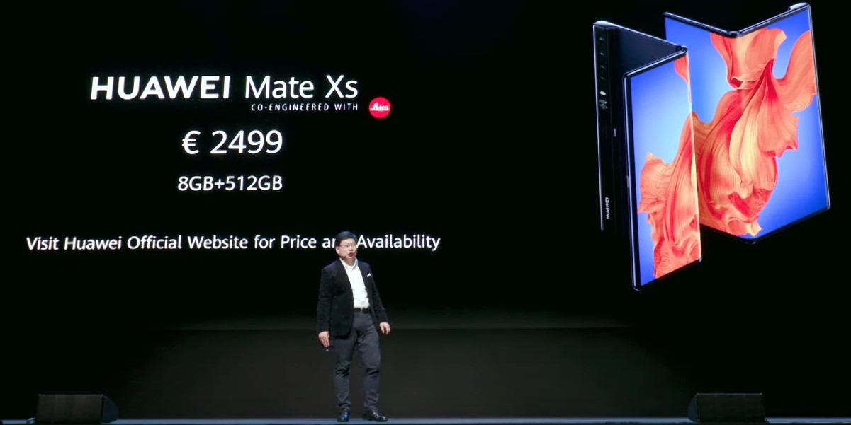 Predstavenie Mate Xs.