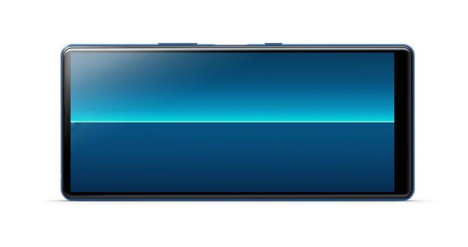 Sony Xperia L4 displej