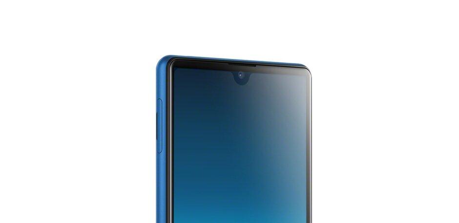 Sony Xperia L4 výrez