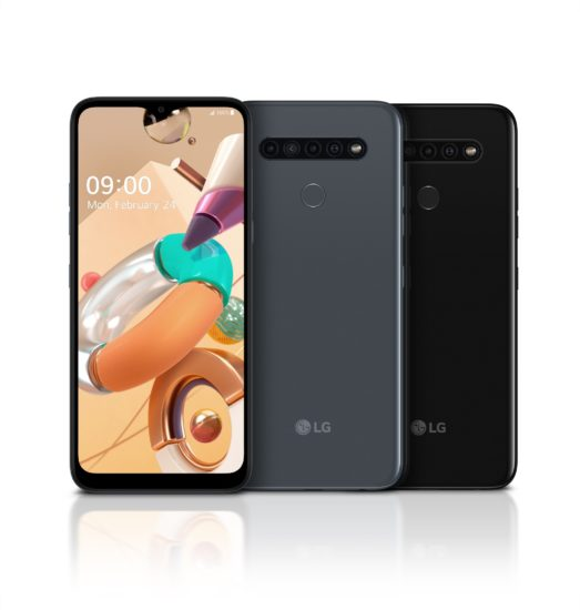 LG K41S farby