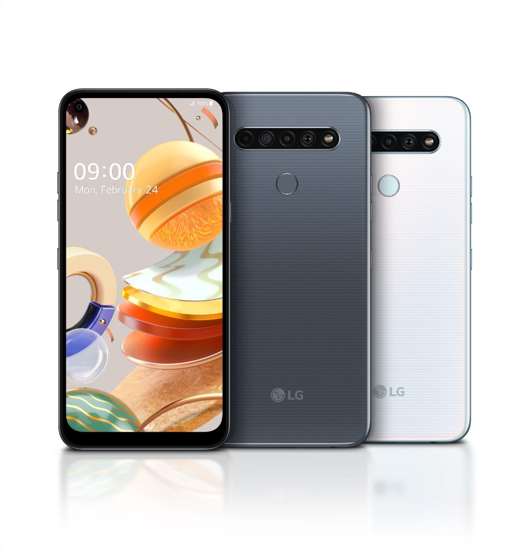 LG K61 farby