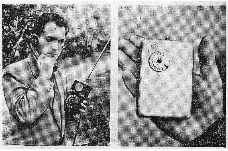 História mobilných telefónov