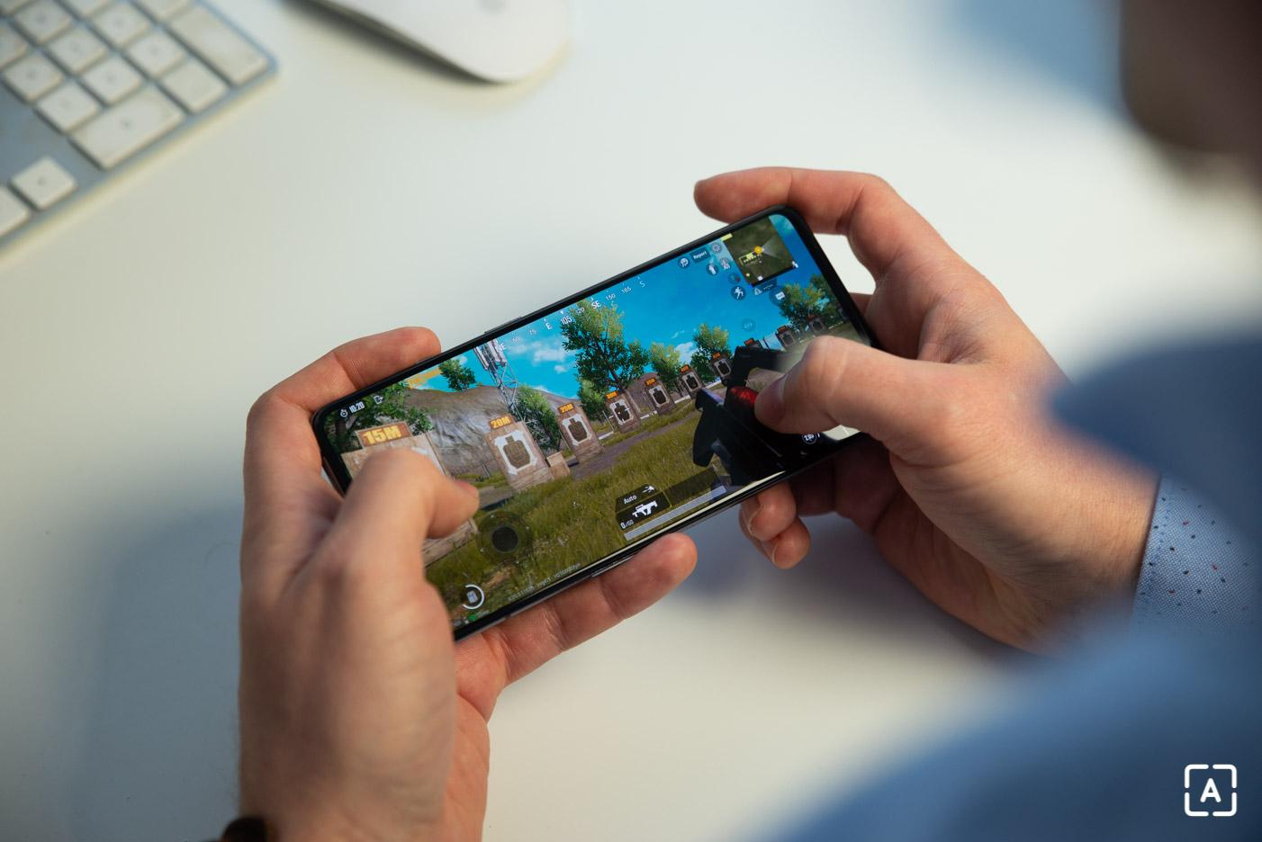 OnePlus 7T PUGB Mobile