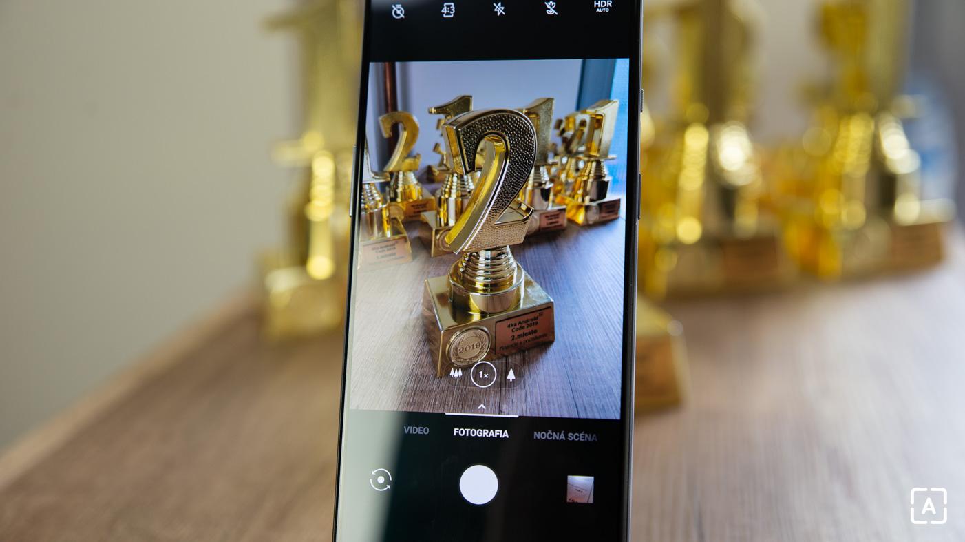 OnePlus 7T fotografovanie