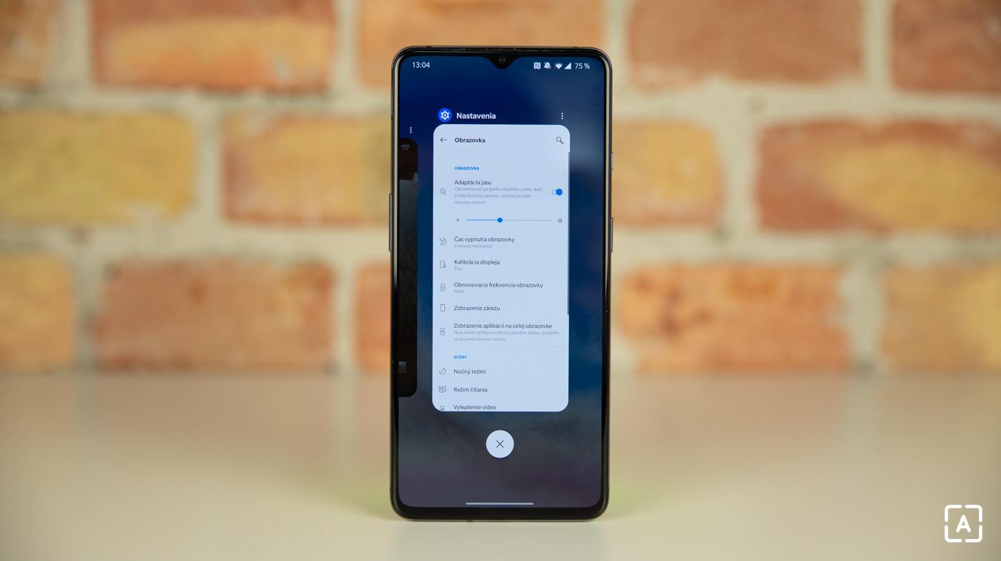 OnePlus 7T system multitasking