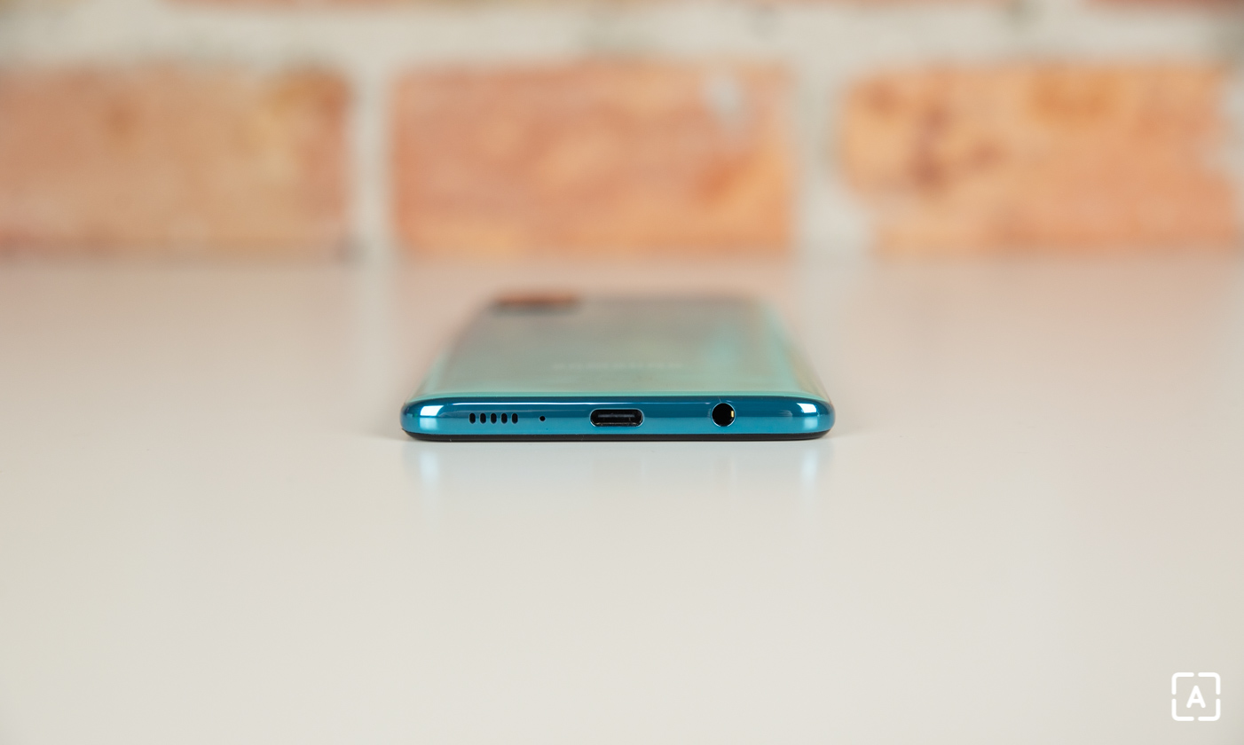 Samsung Galaxy A51 nabijaci konektor