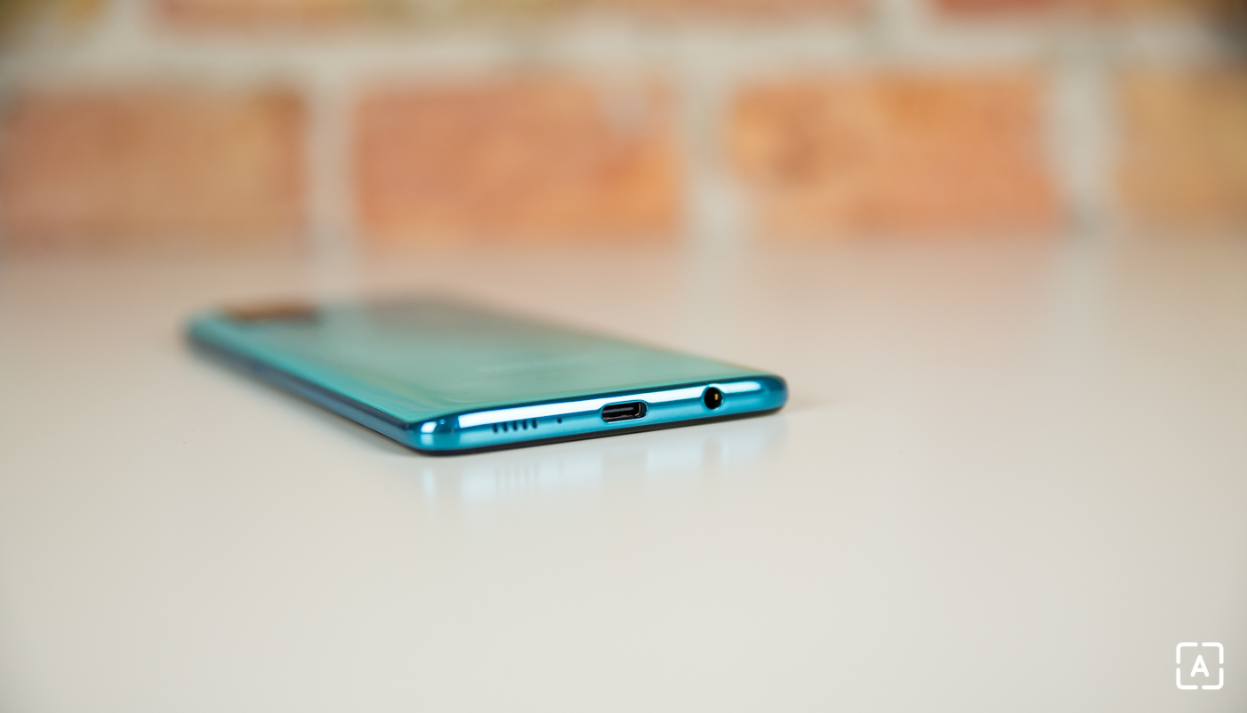 Samsung Galaxy A51 USB konektor