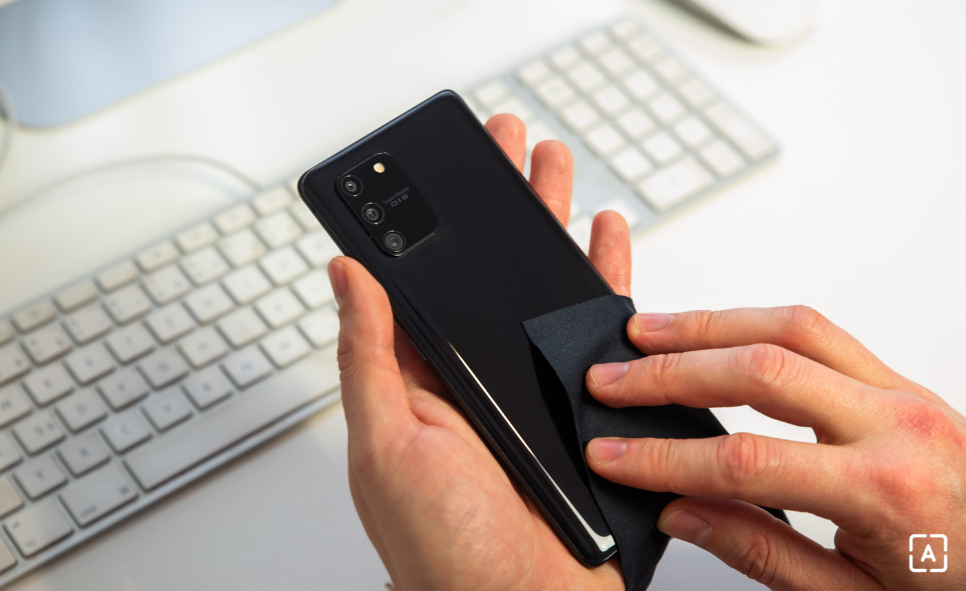 Samsung Galaxy S10 Lite lestenie