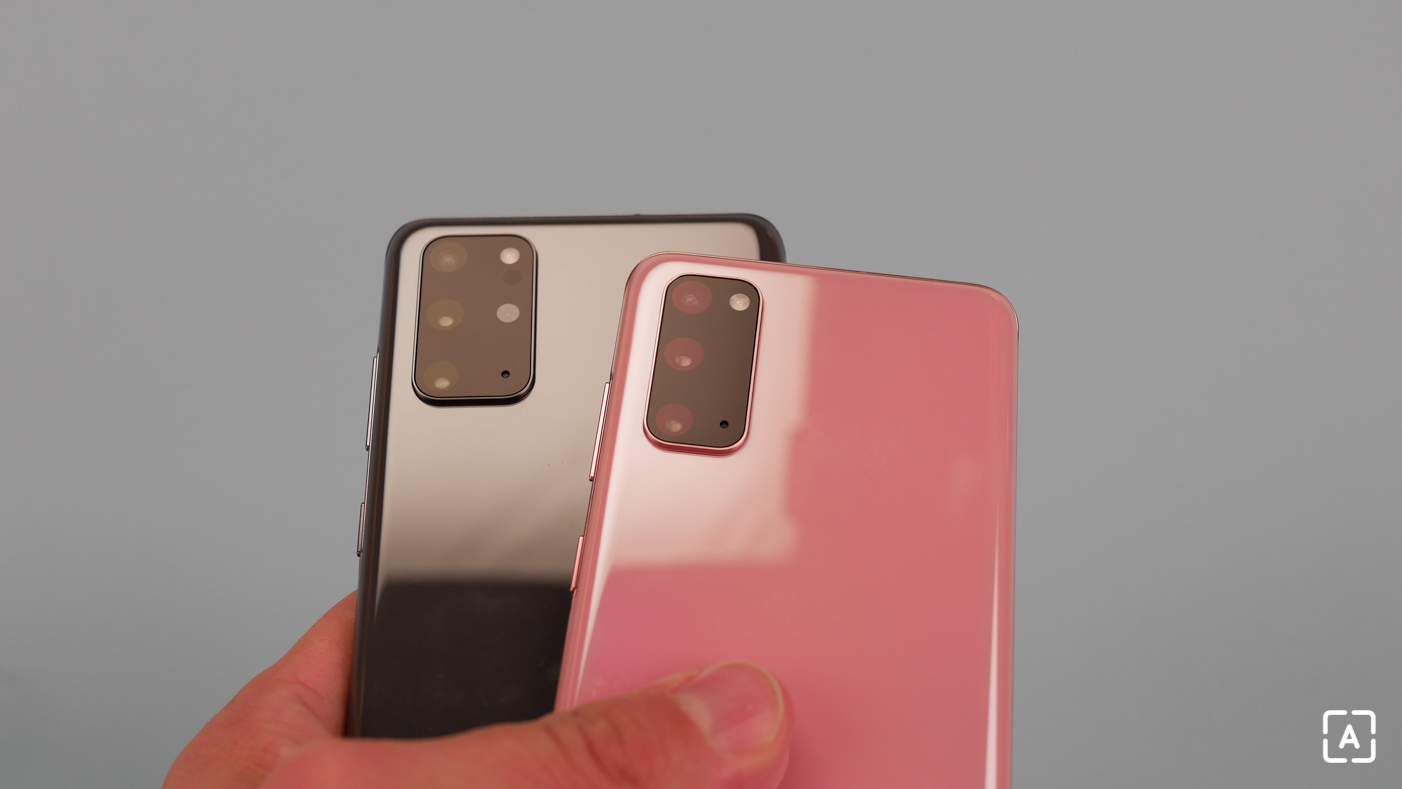 Samsung Galaxy S20 a S20+