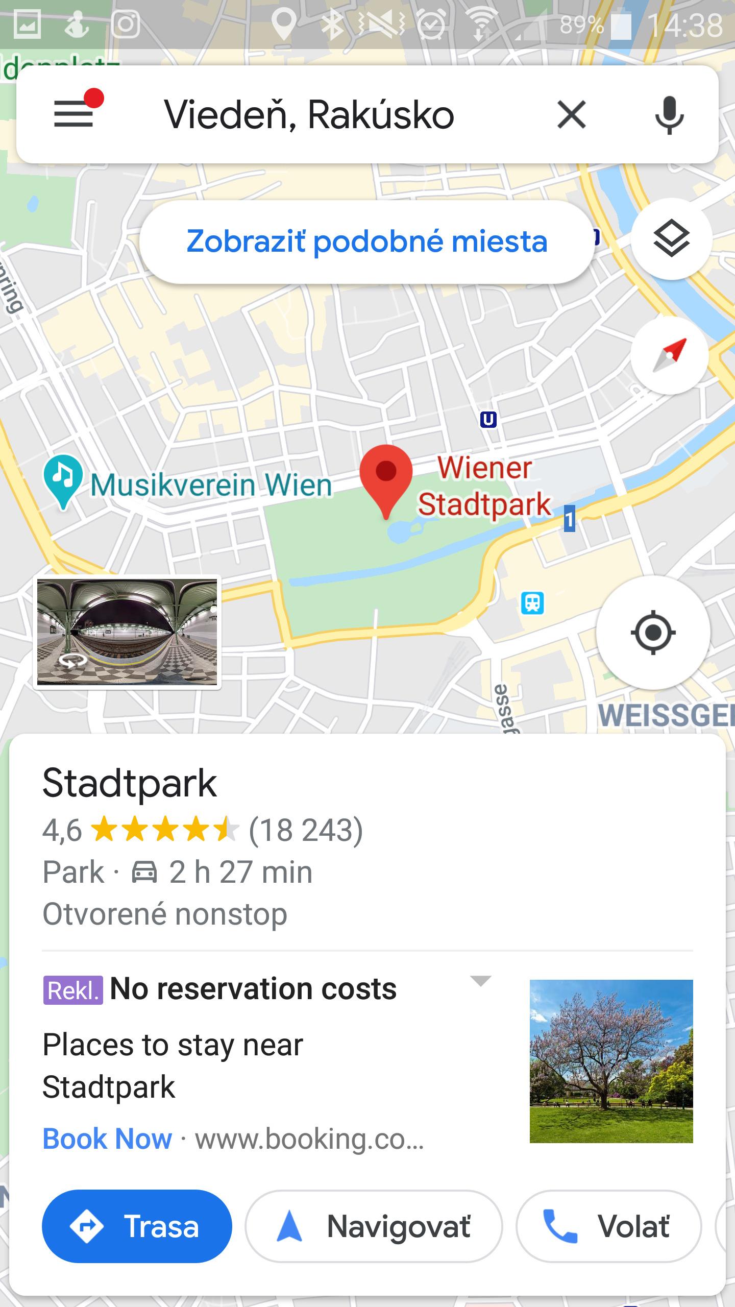 Google Mapy 2