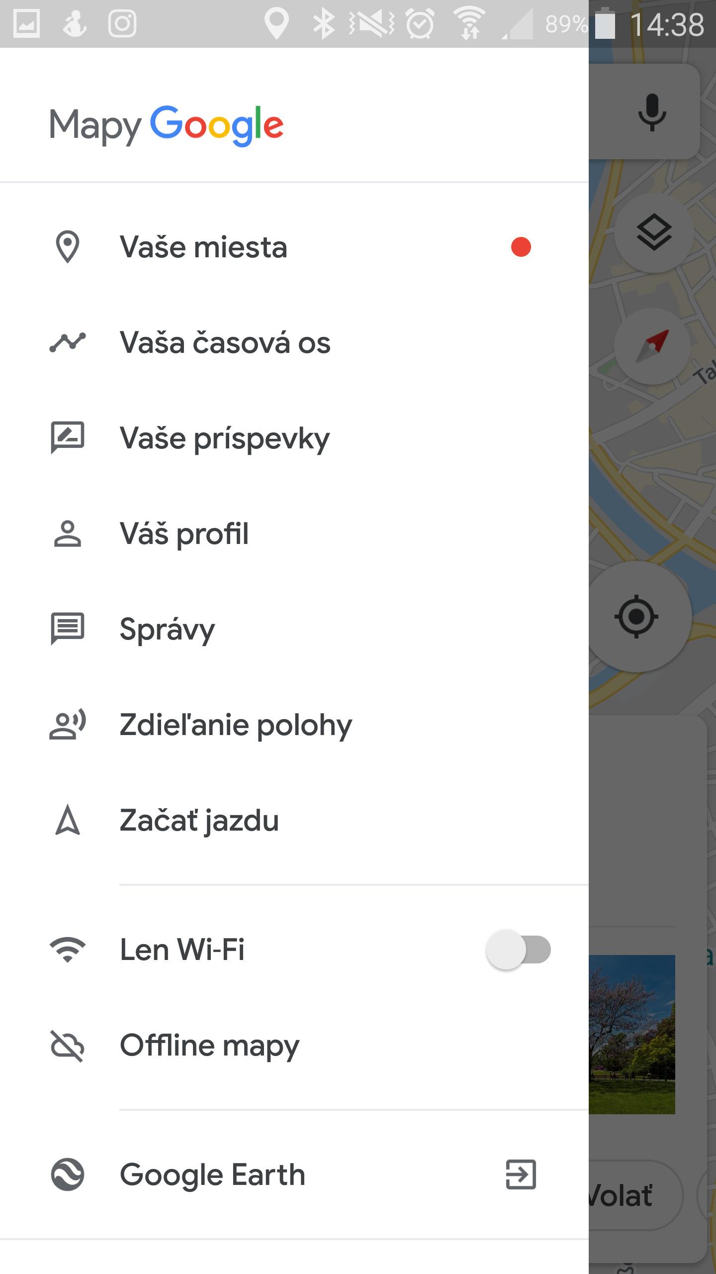 Google Mapy 1