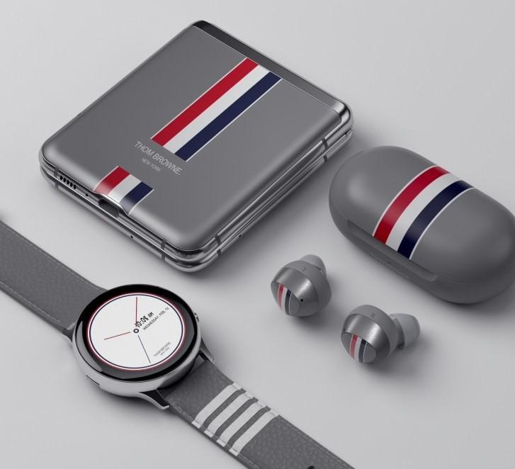 Samsung Galaxy Z Flip Thom Browne Edition balenie