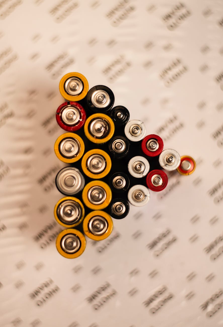 Tužkové batérie