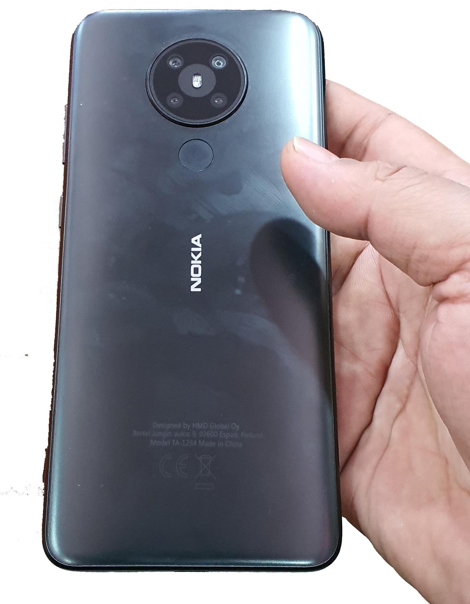 Nokia 5.2 fotoaparát