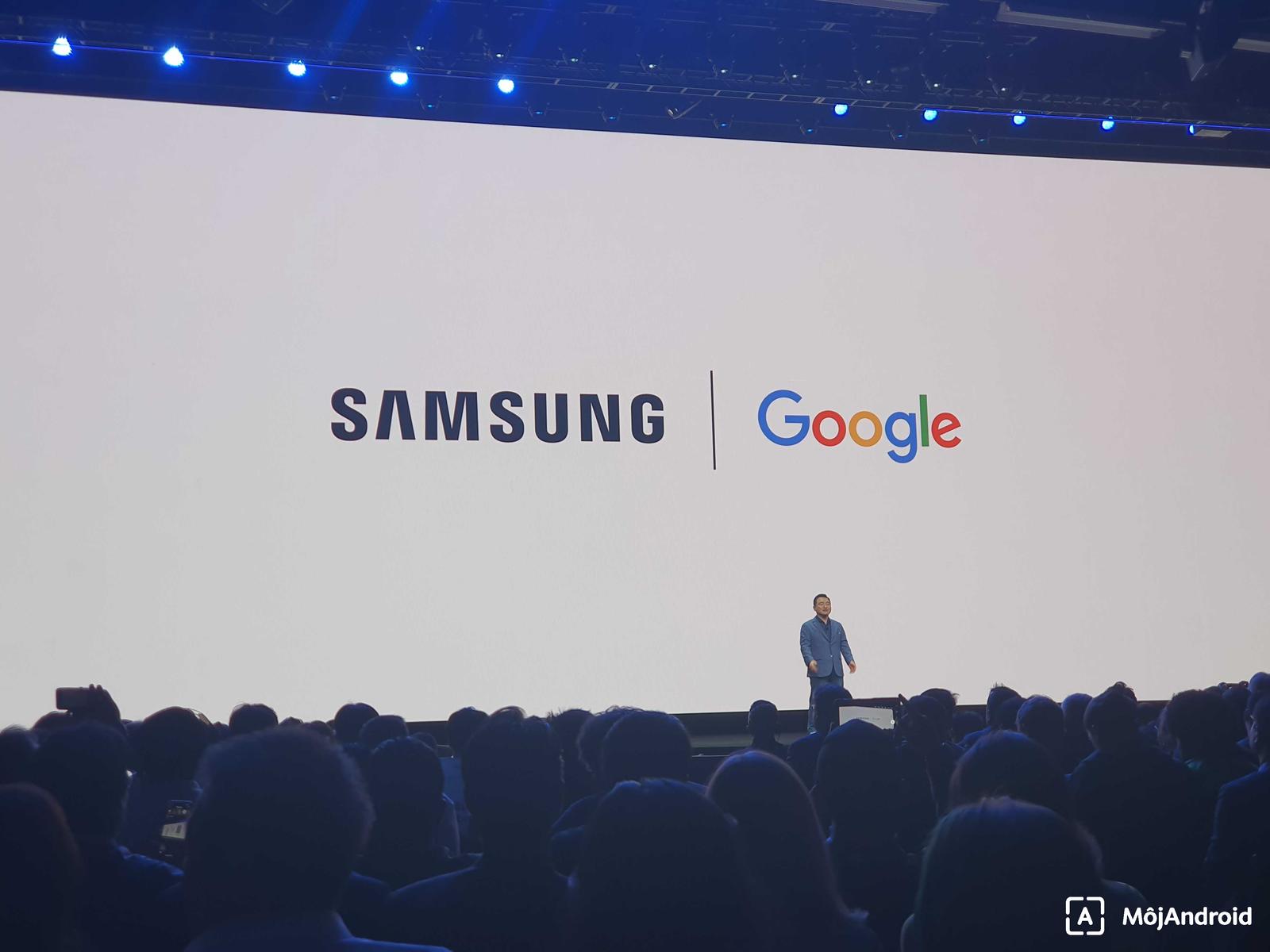 samsung + google