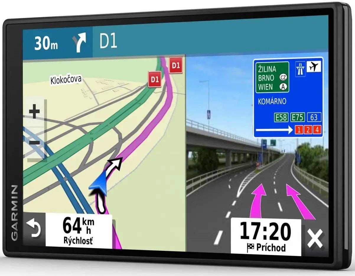 Garmin DriveSmart 55 MT-S EU displej