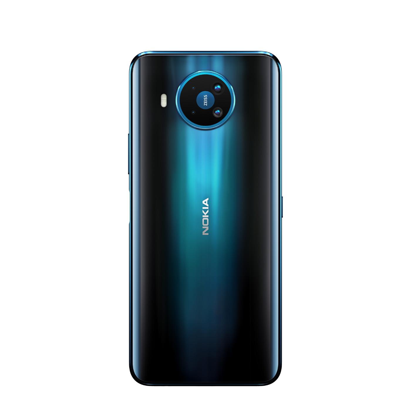 Nokia 8.3 5G fotoaparát
