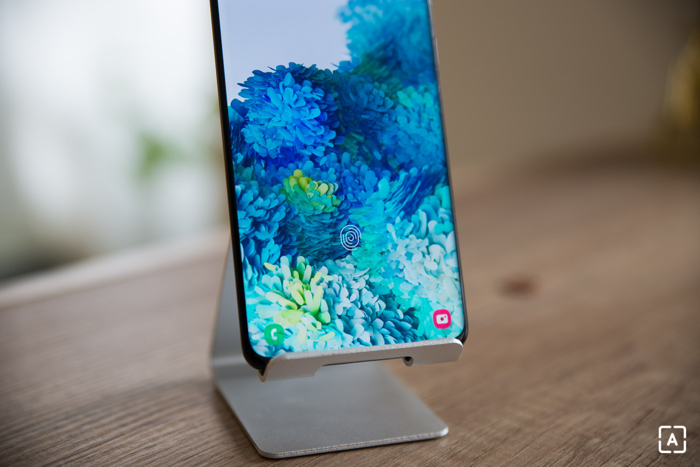Samsung Galaxy S20+ odomykanie