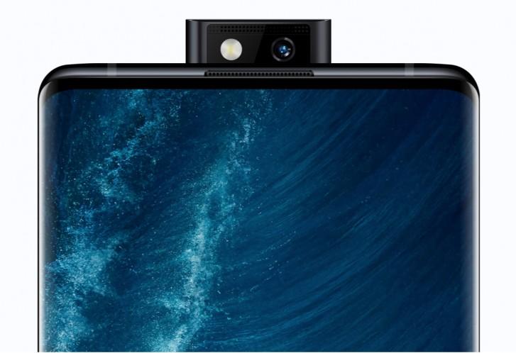 Vivo NEX 3S 5G selfie kamera