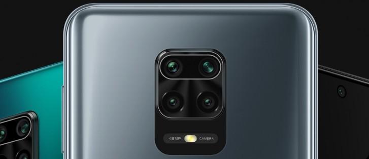 Redmi Note 9S fotoaparát