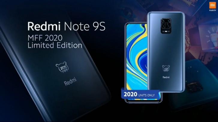 Redmi Note 9S limitovaní edícia