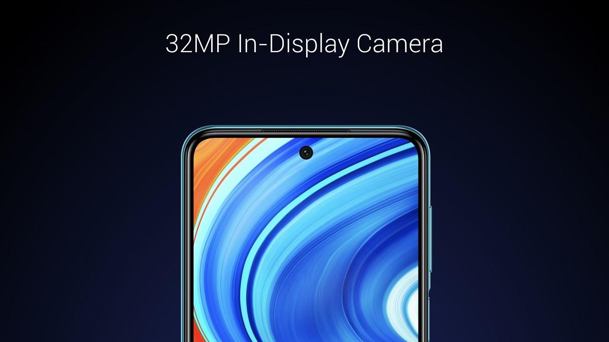 Redmi Note 9 Pro Max displej