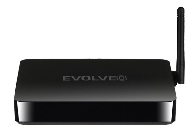 Evolveo MultiMedia Box M8 TV box