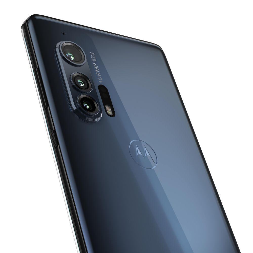 Motorola edge+ fotoaparat