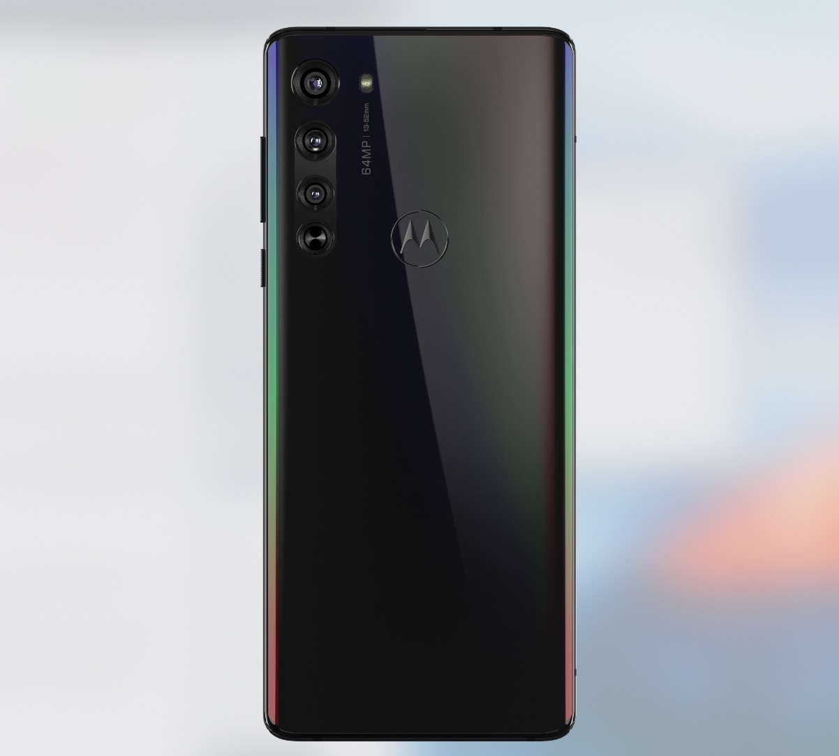 Motorola edge fotoaparat