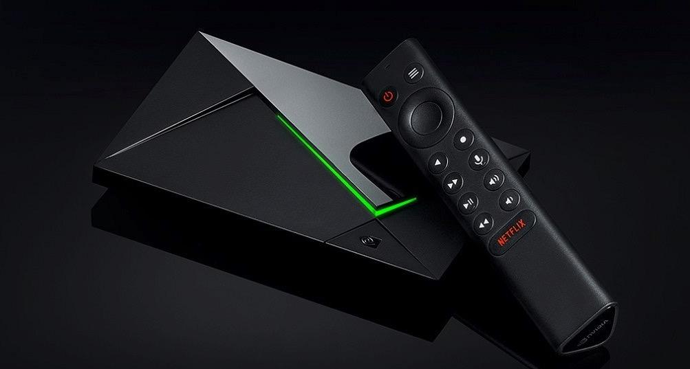 Nvidia Shield TV box