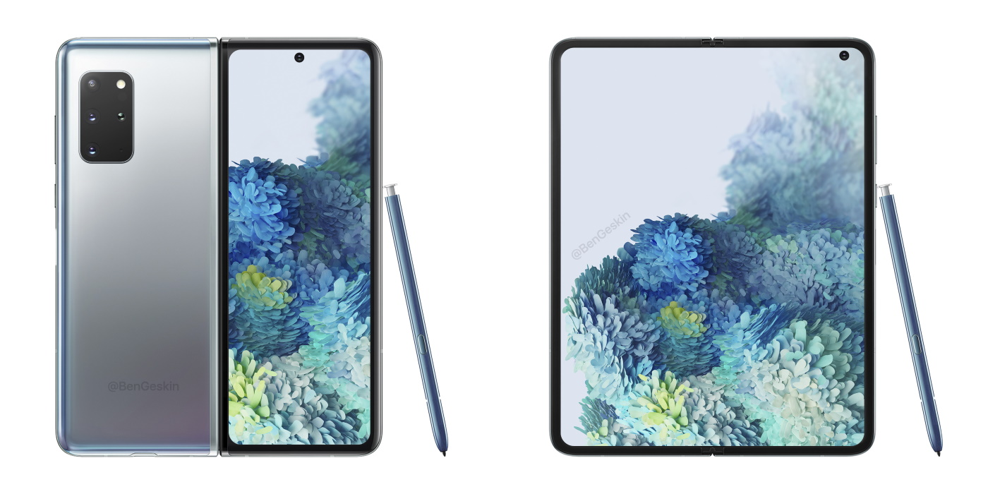 Samsung Galaxy Fold 2 titulka