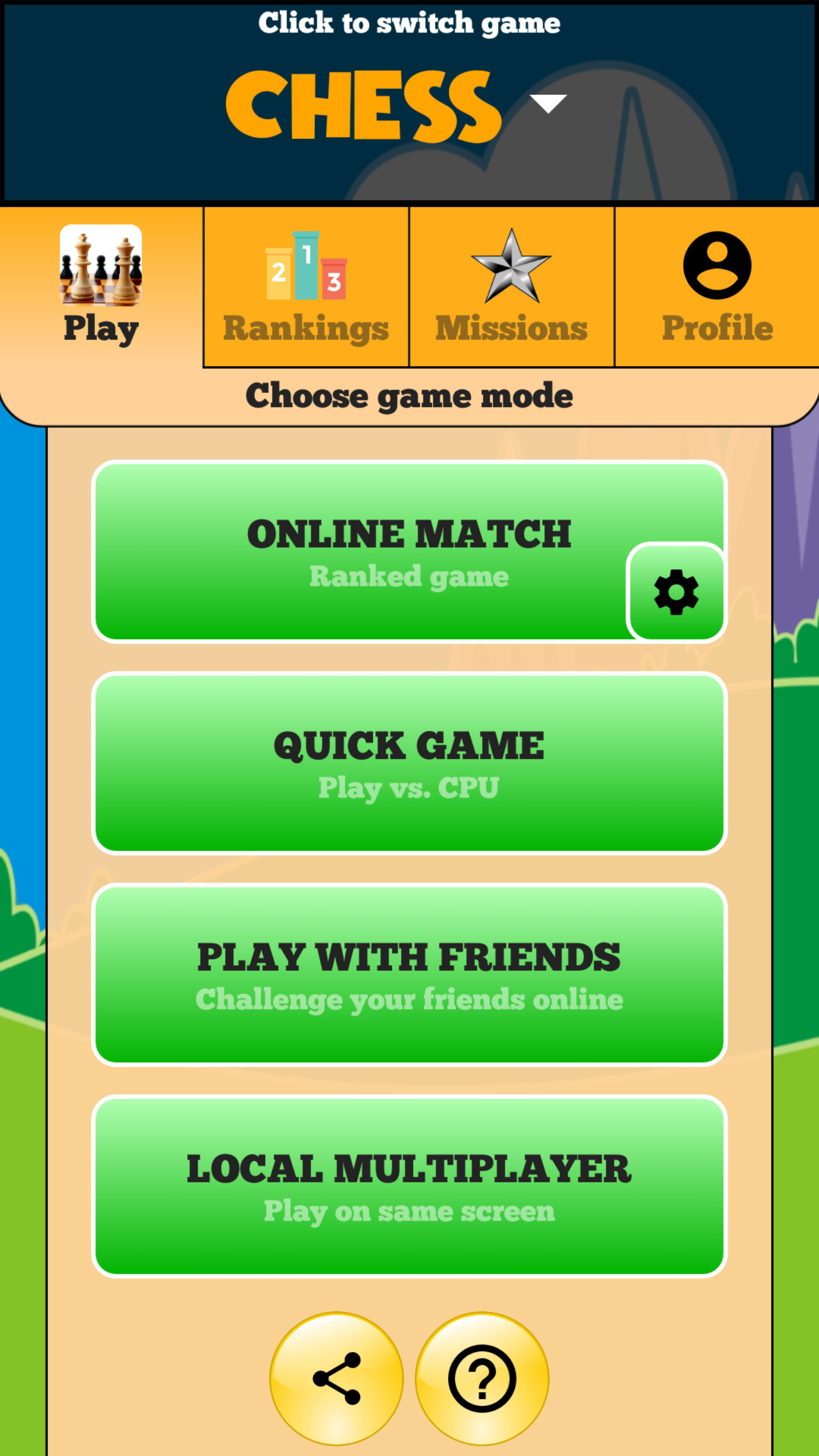 Classic Board Games Online štart
