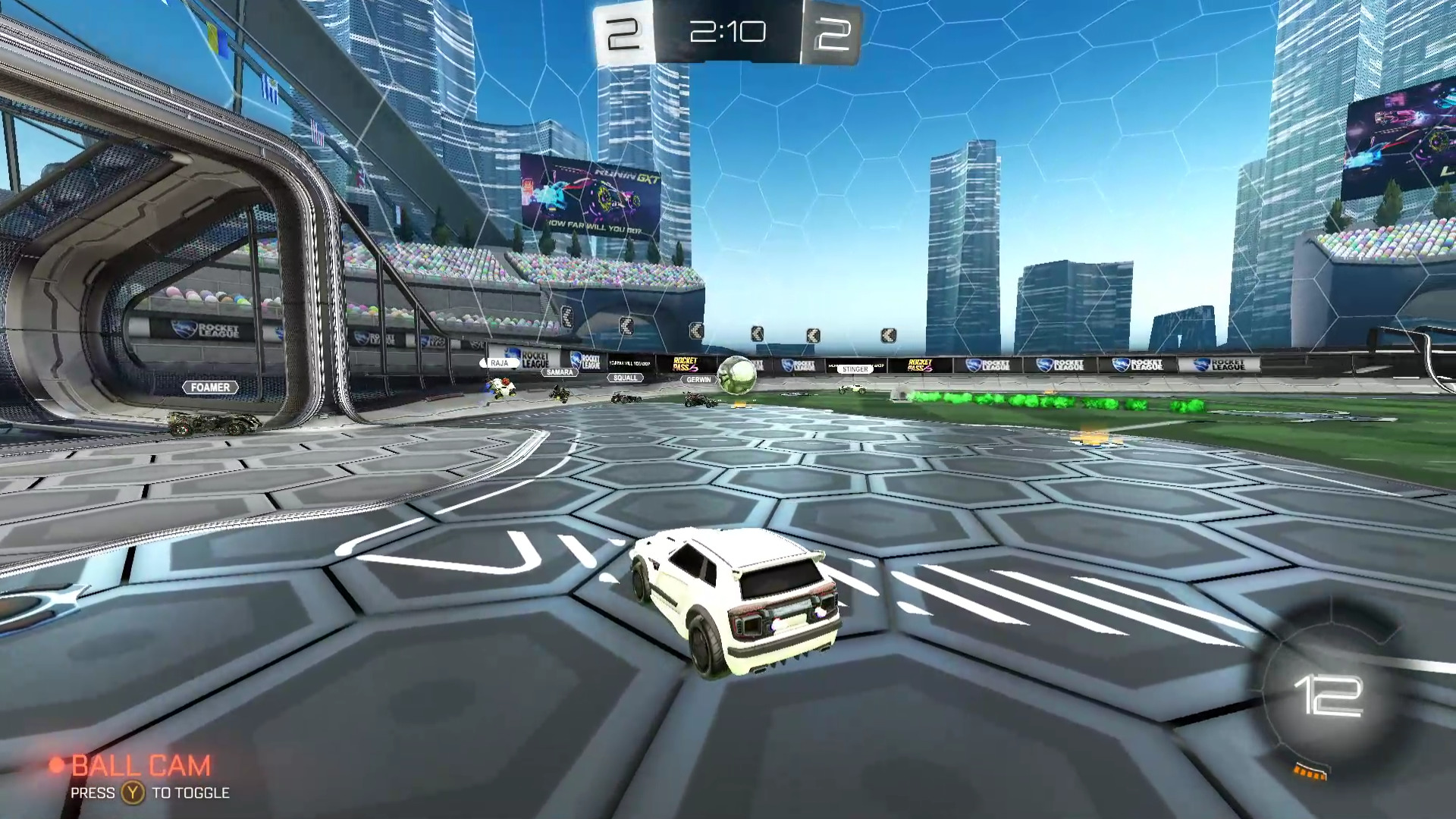 steam android tv rocket league hry