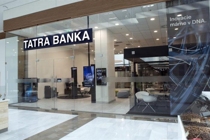 Tatra banka Aupark