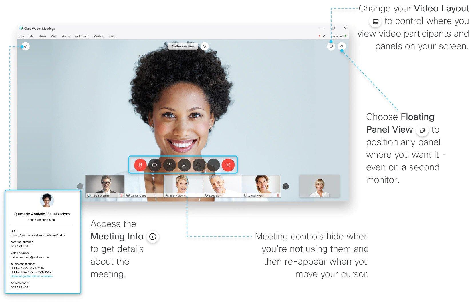 cisco video konferencia alternatíva za zoom