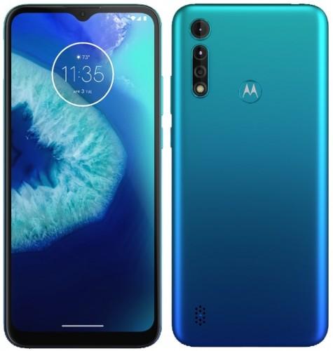 Motorola Moto G8 Power Lite modrý