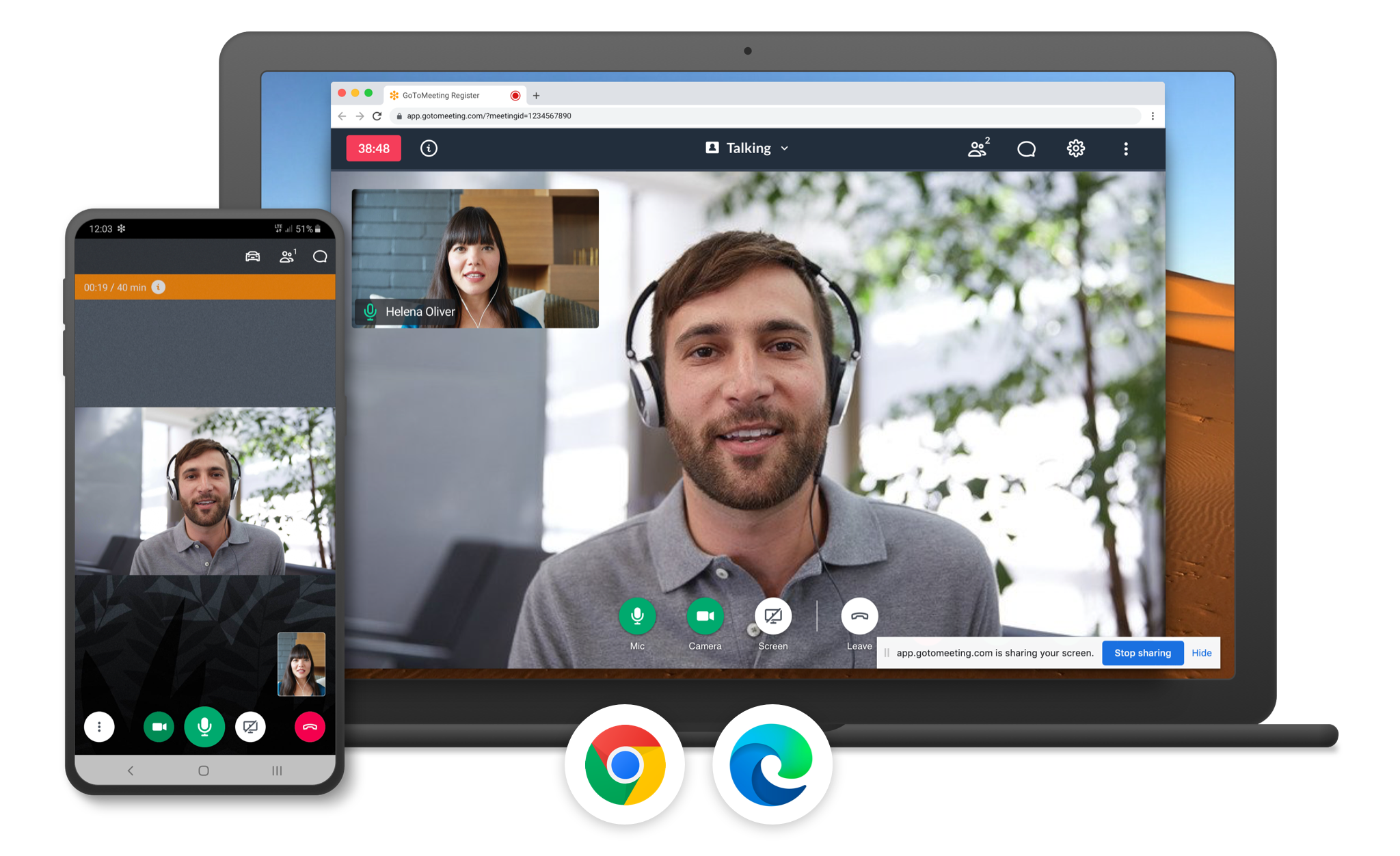gotomeetings video konferencia alternatíva pre zoom