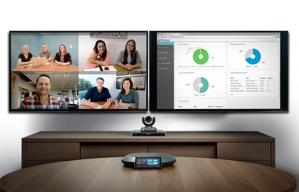 video konferencia life size