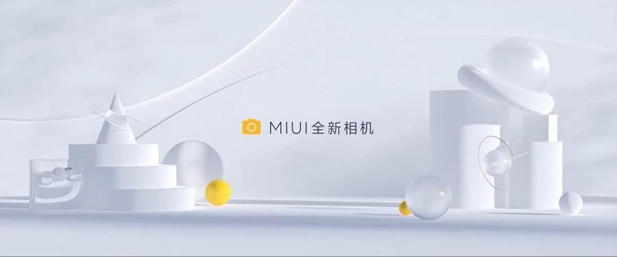 MIUI 12 aplikácia fotoaparátu