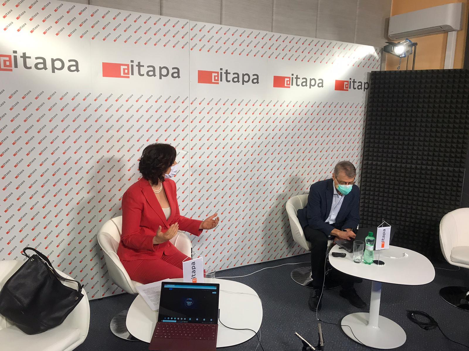ITAPA 2020 Veronika Remišová