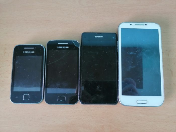 Android Evolúcia Denis Dzula