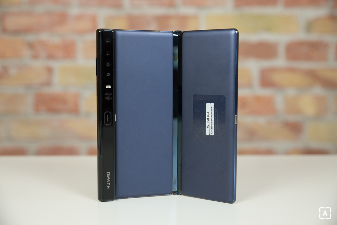 Huawei Mate Xs skladanie